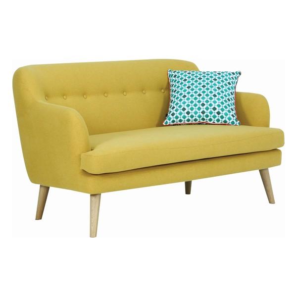 nestnordic-232010-exelero-2-seater-sofa-112-oak-6505-yellow-size-1515-x-825-x-82-cm